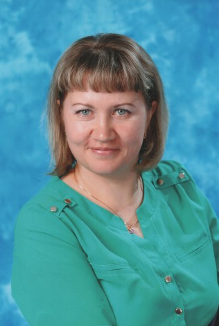 Председатель ППО Егорова Наталья Викторовна